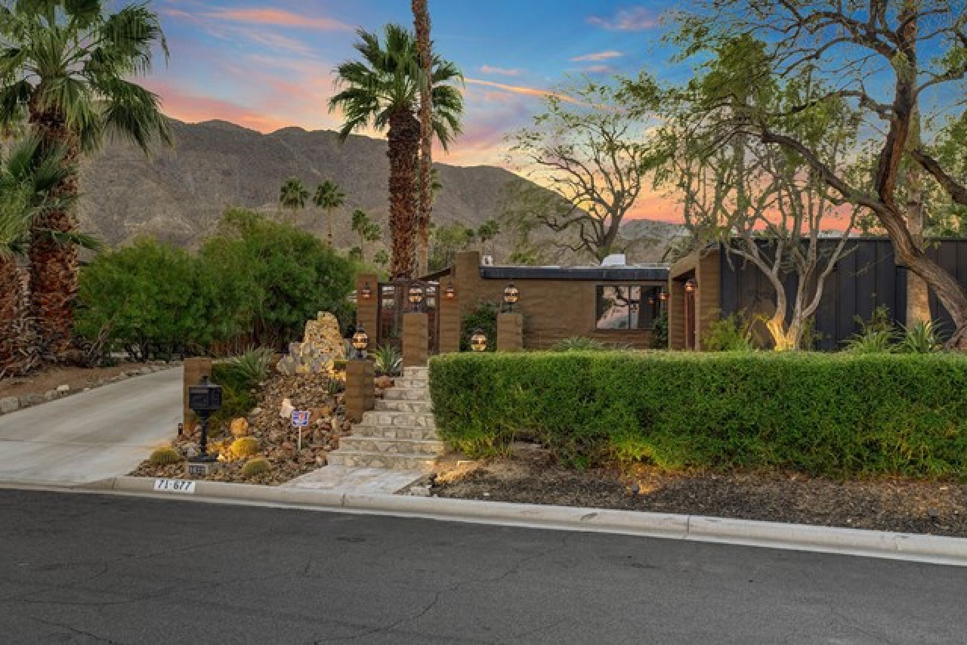 71677 Tunis Road, Rancho Mirage CA: