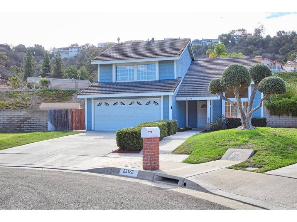 23120 Singing Wind Road, Diamond Bar CA: