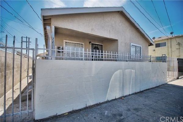 216 W 85th Street, Los Angeles CA:
