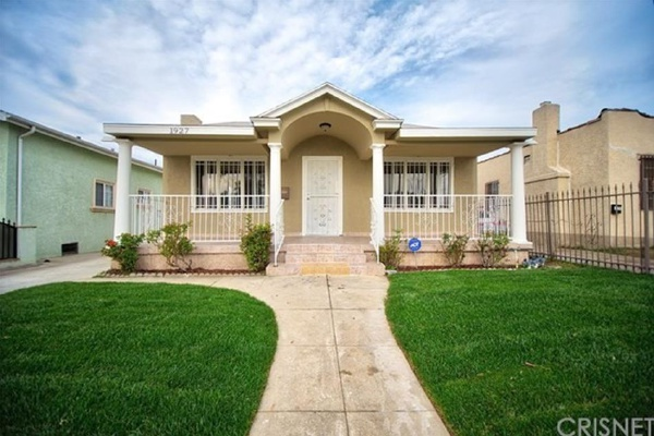 1927 W 36th Place, Los Angeles CA: